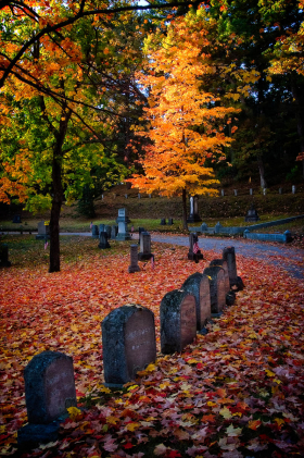 Sleepy Hollow Cemetery, Concord, MA