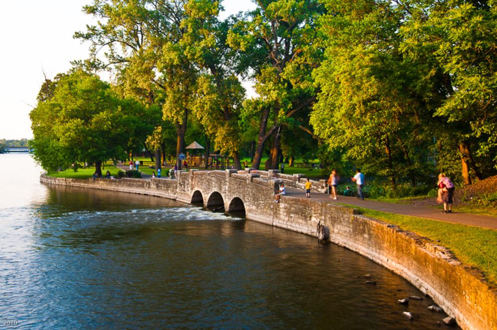 Memorial Day, Island Park, Geneva, IL