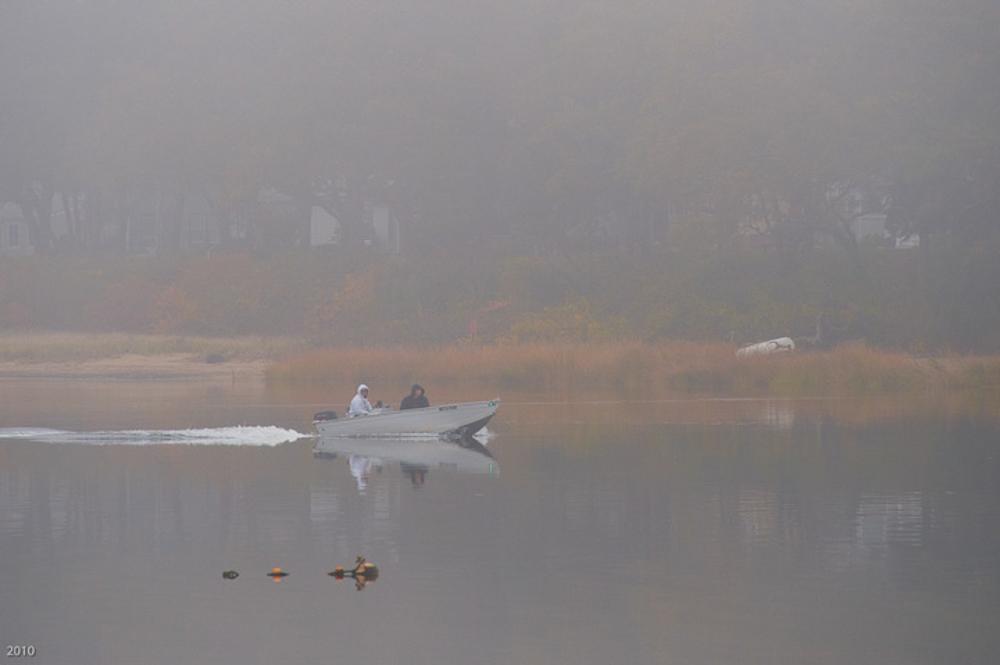 Wareham River, MA, October