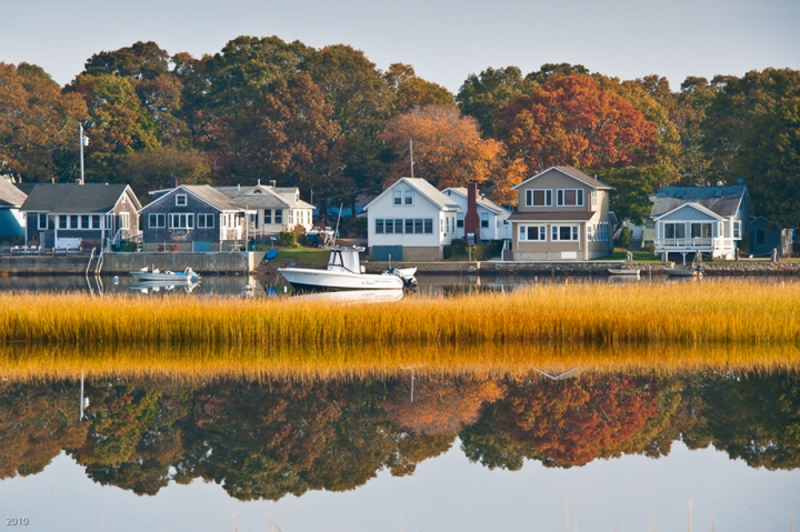 Broadmash morning, Wareham, MA, October
