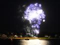 Fireworks on Parkwood Beach, Wareham, MA