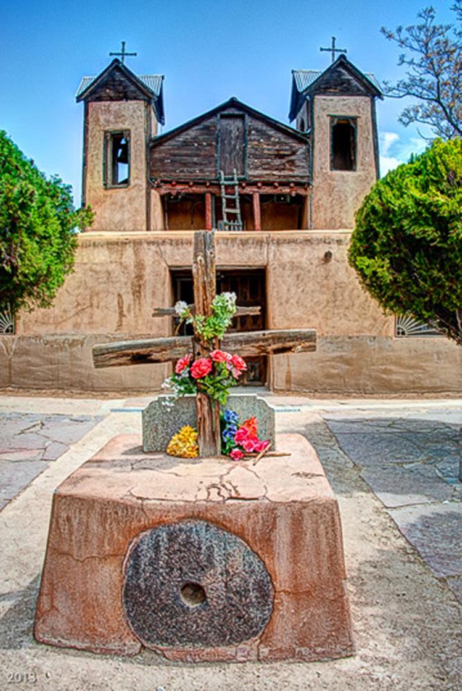 Santuario de Chimayo, Chimayo, NM