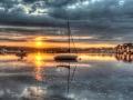 Broadmarsh Sunset - Wareham, MA