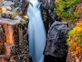 Shell Falls - Big Horn Mountains, WY