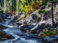 North Fork Stanislus River - Sierra Nevada Mountains