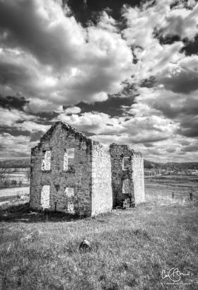May 4: Farmhouse Ruins, Dane County WI