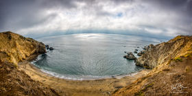 Nov 8: Hidden Beach, Point Reyes National Seashore