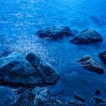 Twilight at Pinecrest Lake