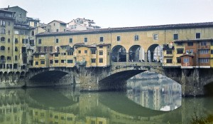 Ponte Vecchio, FLorence (1975)