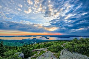 Bar Harbor & Acadia National Park