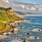 Far Northern California Coast